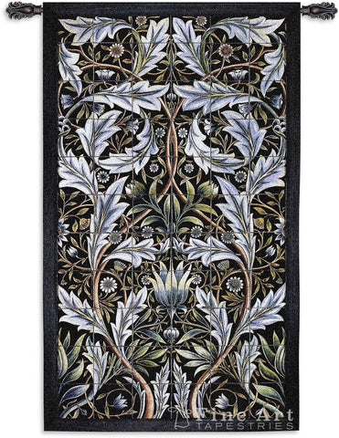 Panel Of Tiles Wall Tapestry