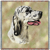 English Setter 2 Small Blanket