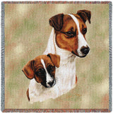 Jack Russell Terrier Small Blanket
