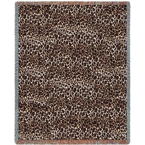 Cheetah Skin Blanket