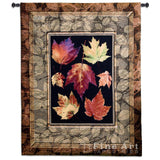 Autumn Glory Maple Wall Tapestry