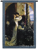 Romeo and Juliet Small Wall Tapestry
