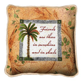 Friends In Sunshine Pillow