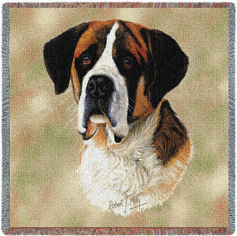 Saint Bernard Small Blanket