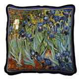 Irises Van Gogh Pillow