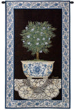 Ivy Topiary II Wall Tapestry