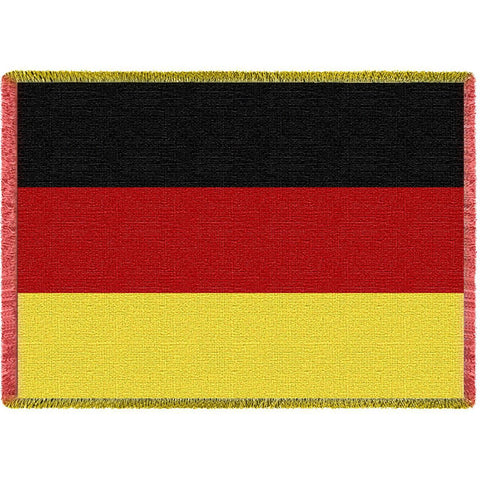 German Flag Blanket
