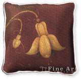 Fuchsia Fresco Pillow