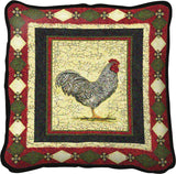 Le Coq Pillow