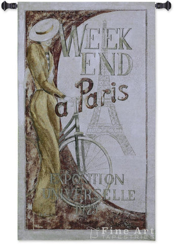 Exposition Universelle Wall Tapestry