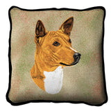 Basenji Pillow Cover