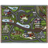 Road Play Mat Blanket