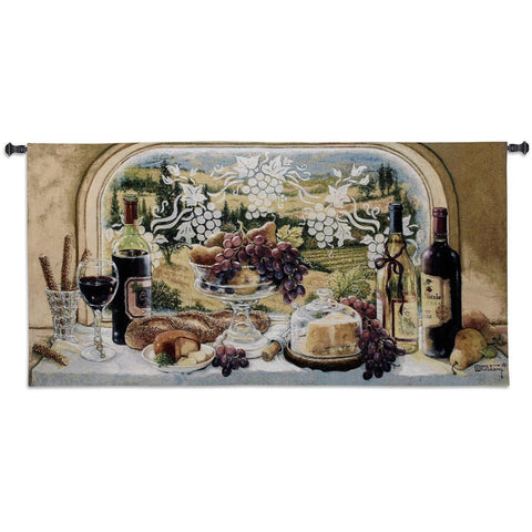 Harvest Celebration Wall Tapestry