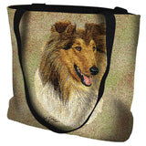 Rough Collie 2 Tote Bag