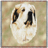 Great Pyrenees Small Blanket