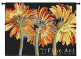 Miami Blooms Wall Tapestry