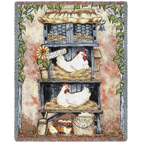 Chicken Coop Blanket