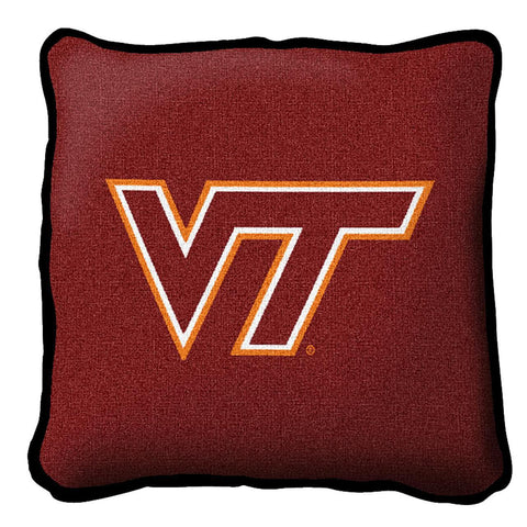 Virginia Tech Logo Pillow