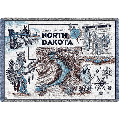 North Dakota Blanket