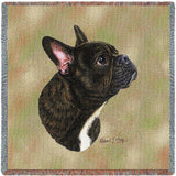 French Bulldog Small Blanket