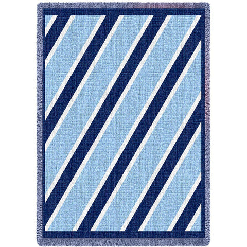Spirit Blue and Blue Small Blanket