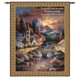 Early Service Wall Tapestry With Rod