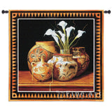 Calla And Canteen Wall Tapestry