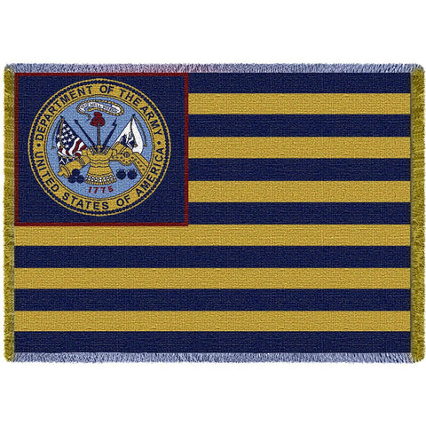Army Flag Blanket