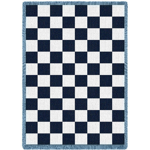 Checkered Flag Blanket