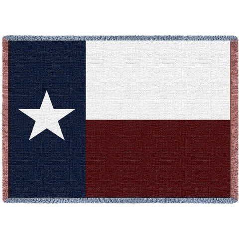 Texas Flag Mini Blanket
