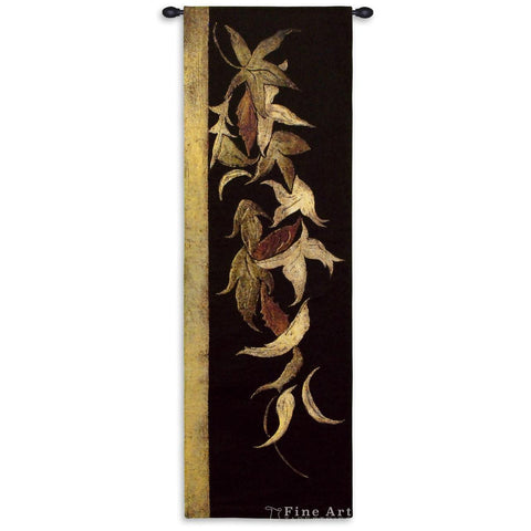 Black Shinwa II Wall Tapestry
