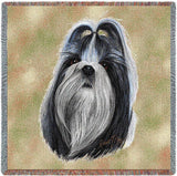 Shih Tzu Small Blanket