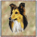 Shetland Sheepdog Small Blanket