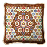 Honeycomb Quilt Pillow