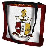 Kappa Alpha Psi Large Tote Bag