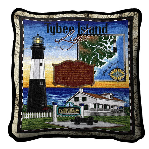Tybee Pillow