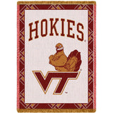 Virginia Tech Hokies Stadium Blanket