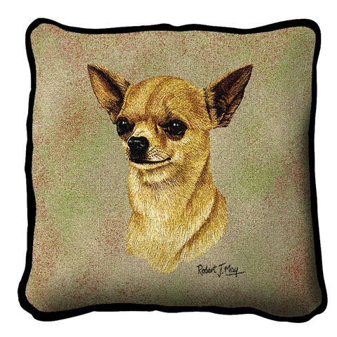 Chihuahua 2 Pillow Cover