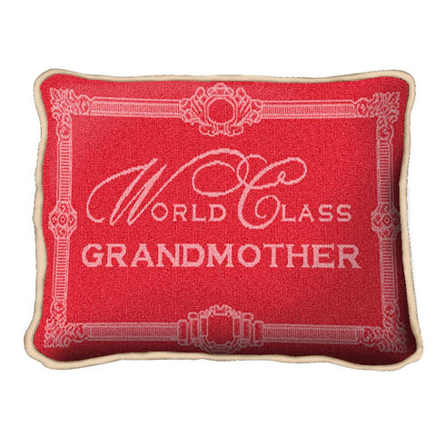 Wc Grandmother Pillow