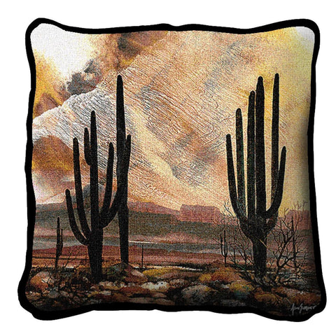 Sonoran Sentinels Pillow