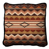 Southwest Sampler Clay Pillow