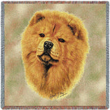 Chow Chow Small Blanket