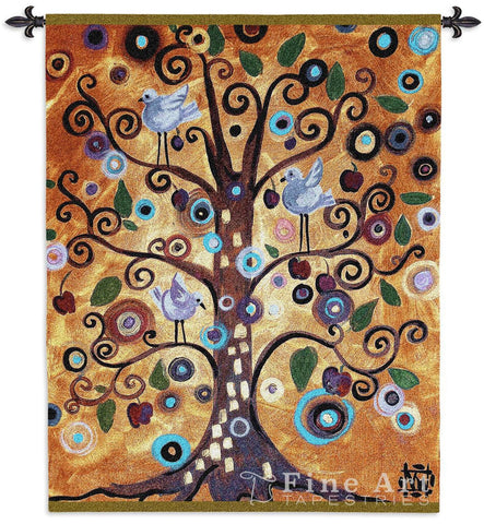Tree Of Life Natasha Wescoat Wall Tapestry