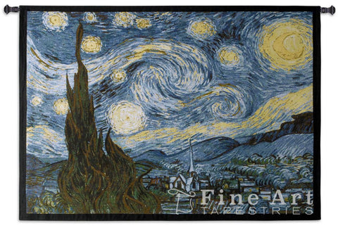 The Starry Night Wall Tapestry
