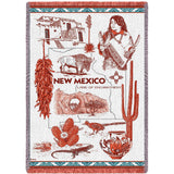 New Mexico Blanket