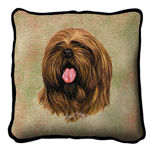 Lhasa Apso Pillow Cover