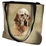 English Setter Tote Tote Bag