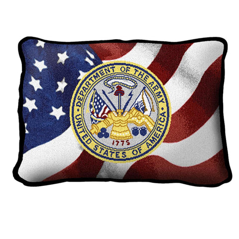 Army Logo Pillow