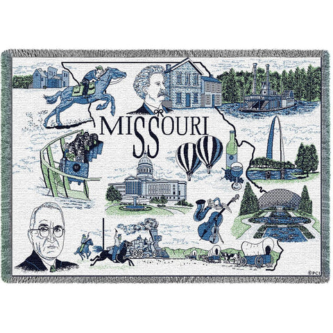 Missouri Blanket