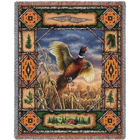 Pheasant Lodge Blanket